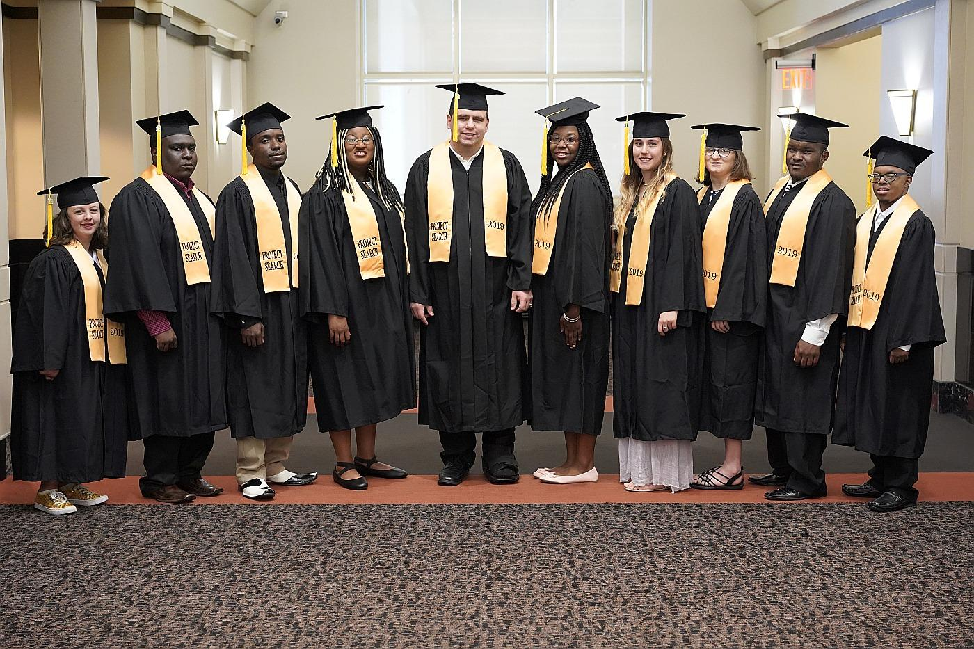 IDS SEARCH Program Graduates from 2019