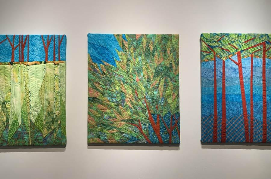 Visiting Artist Series presents Linda Beach: Arboreal Musing