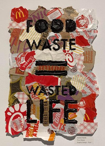 "1st ""Food Waste"" – Conner Smith"