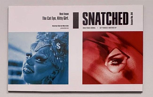 "1st ""Snatched"" – Mary Roberts"