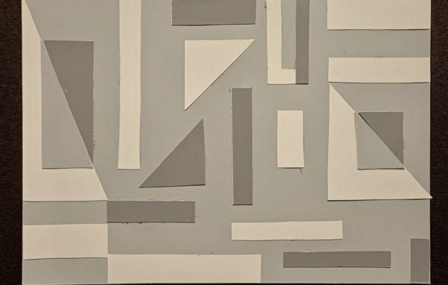 """2nd """"Format Division"""" – Deborah Elam"""