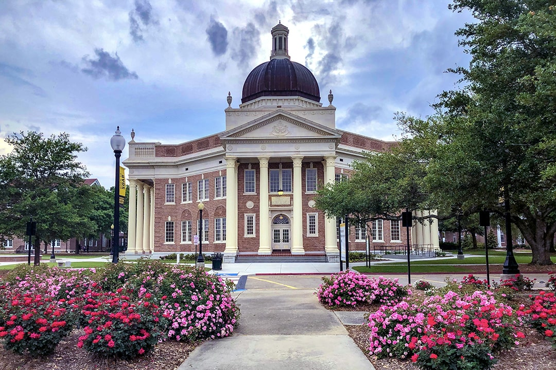 University Of Southern Mississippi >> Admissions The University Of Southern Mississippi