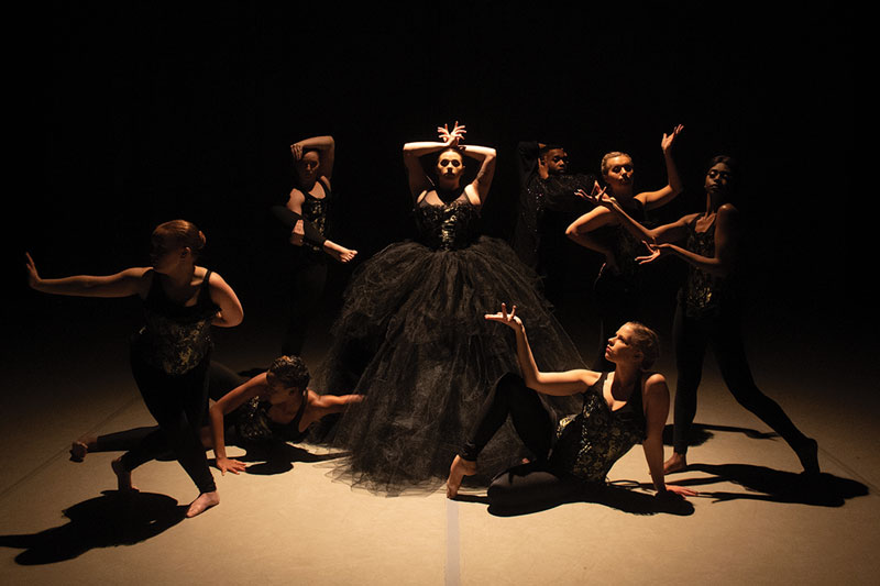 Arts Institute of Mississippi photo of dancers