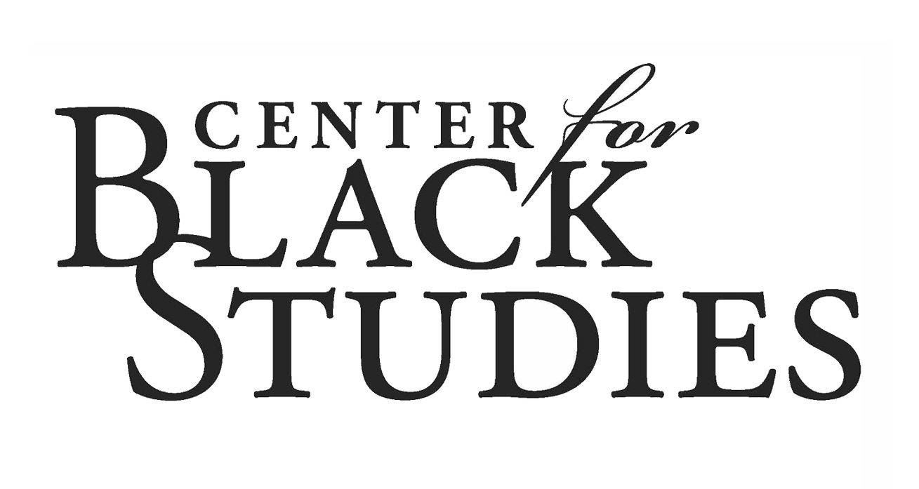 Center for Black Studies logo