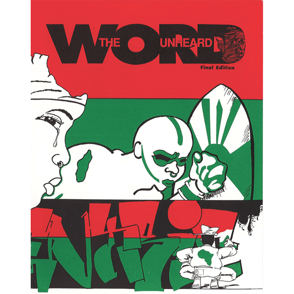 Unheard Word Final Edition Cover Click below to Read