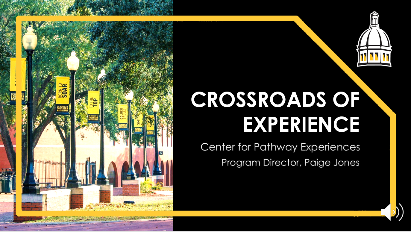 Center for Pathway Experiences