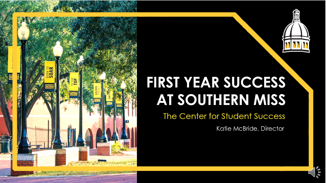 Center for Student Success - Freshmen
