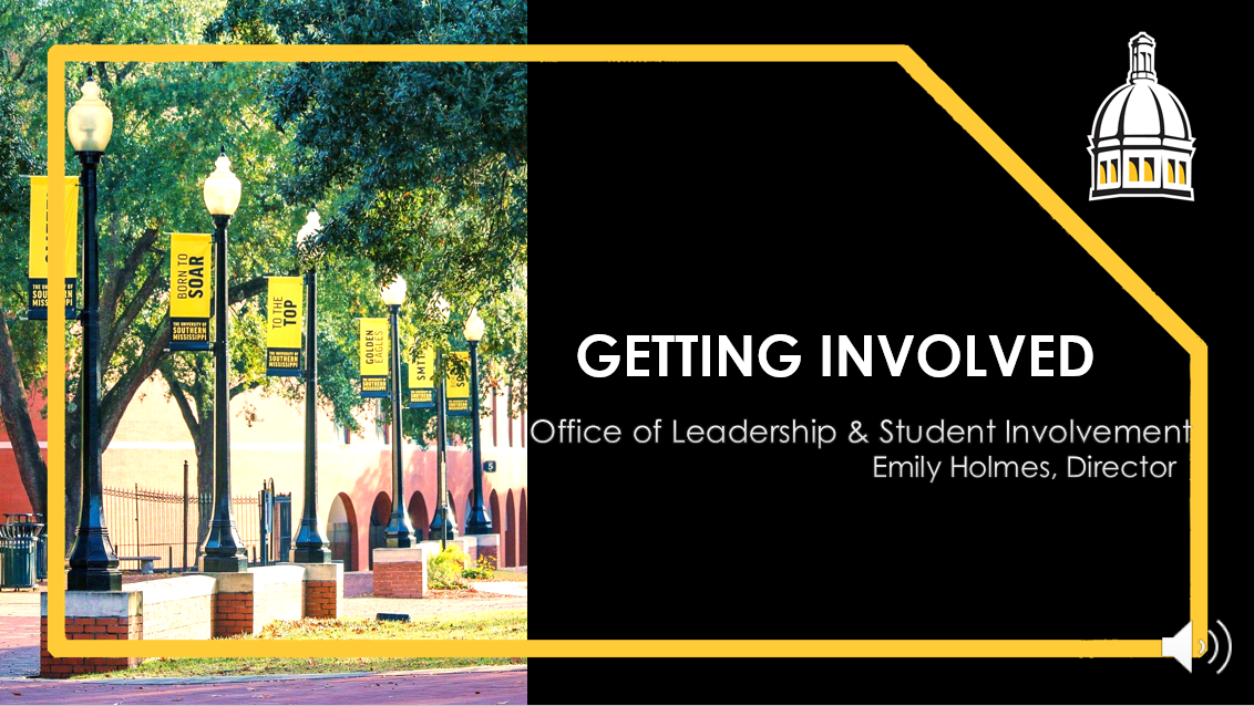 Leadership and Student Involvement