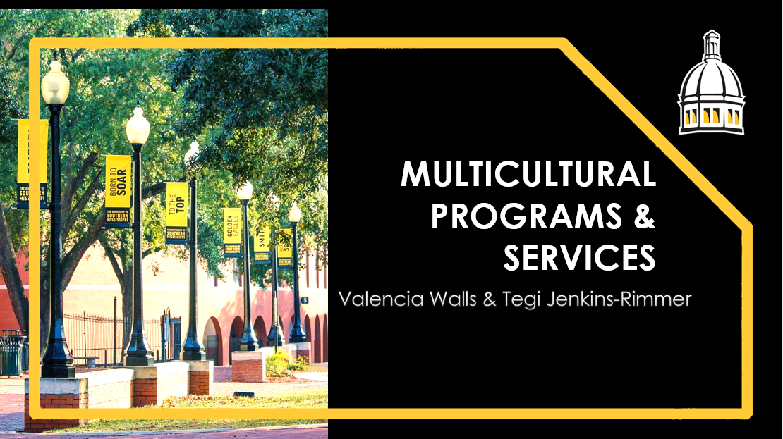 Multicultural Programs and Services
