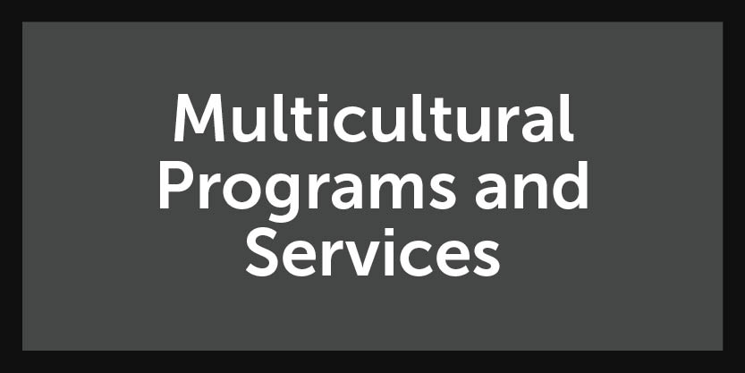Multicultural Programs