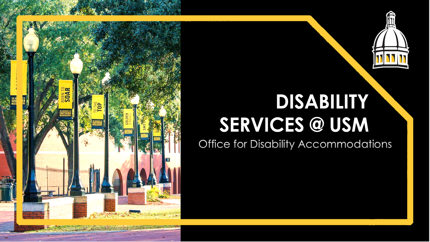 Office of Disability Accommodations