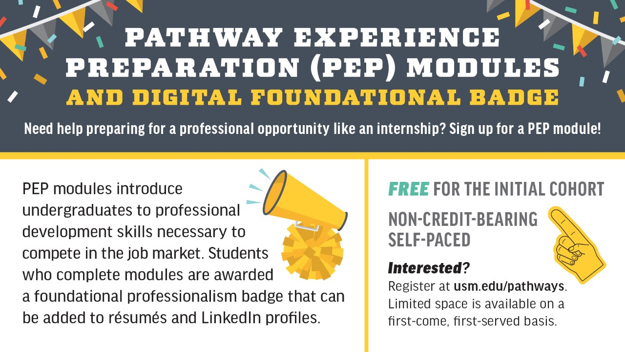 Pathway Experience Preparation Modules