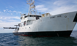 R/V Point Sur vessel