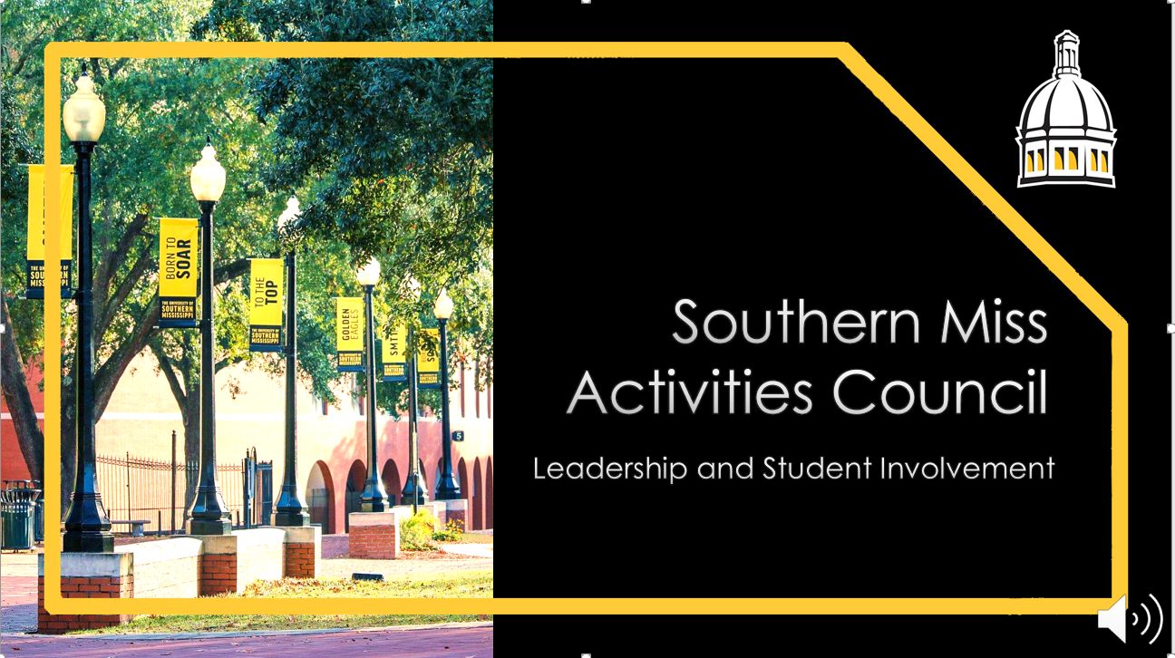 Southern Miss Activities Council