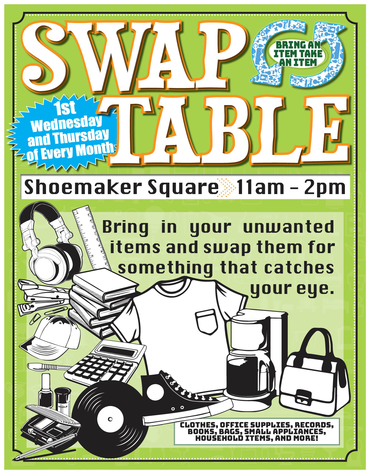 Swap Table 11-2