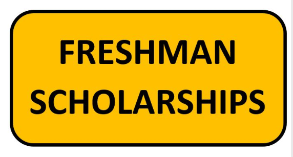 Scholarships for current high school seniors