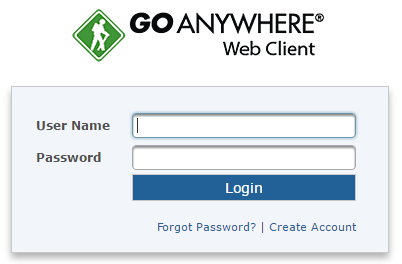 Web Client Login