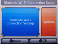Nintendo DS WiFi Settings
