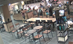 Starbucks, Cook Library
