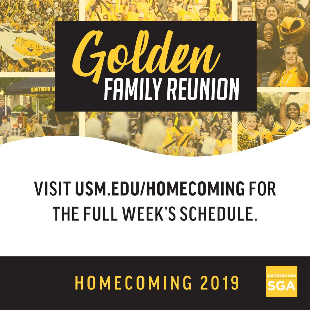 Golden Family Reunion: Homecoming 2019