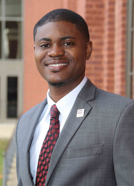 Steven Jones, vice president for administrative affairs at Mississippi Delta Community College.