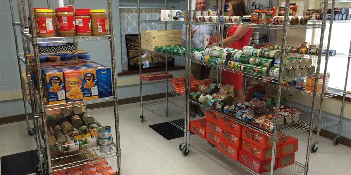 Eagle's Nest Food Pantry