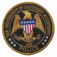 The University of Southern Mississippi Police patch