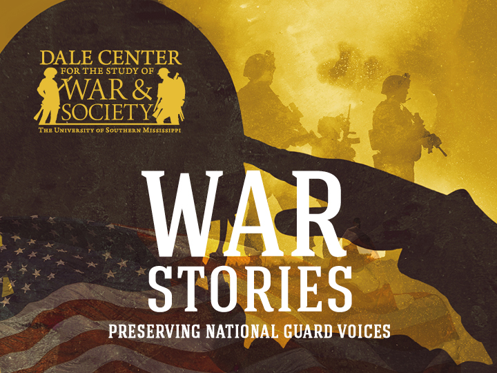 War Stories - Preserving National Guard Voices
