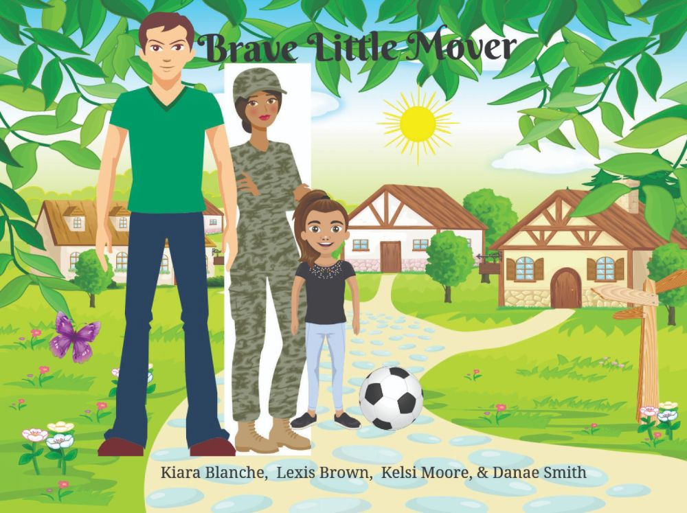 Brave Little Mover book cover