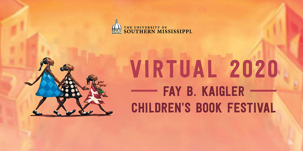Virtual 2020 Fay B. Kaigler Children's Book Festival