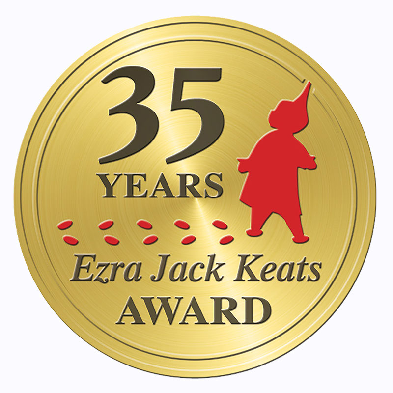 35th annual Ezra Jack Keats (EJK) Award