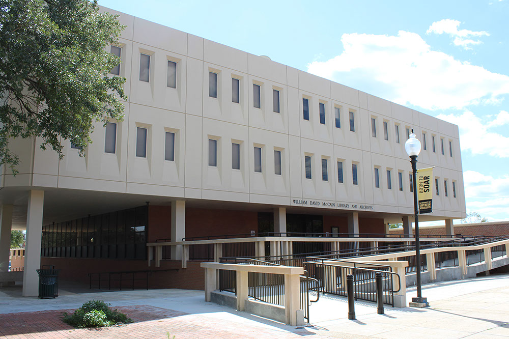 McCain Library and Archives