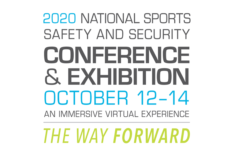 2020 National Sports Safety and Security Conference and Exhibition October 12-14, 2020
