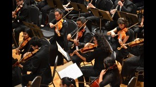 The University of Southern Mississippi (USM) Symphony Orchestra