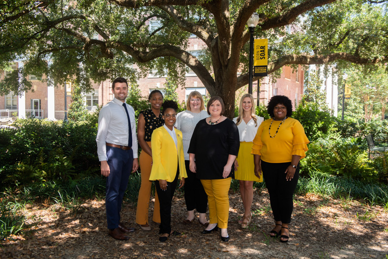 Southern Miss Student Success Center staff