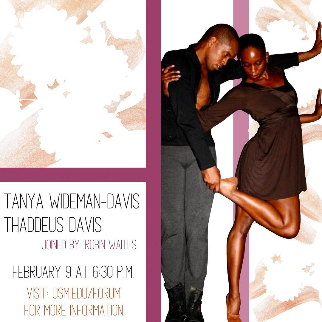 Davis and Davis event at Feb. 9 at 6:30 P.M.