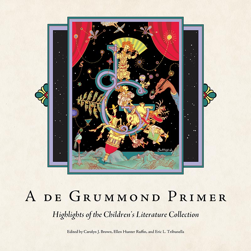 A de Grummond Primer: Highlights of the Children's Literature Collection book cover