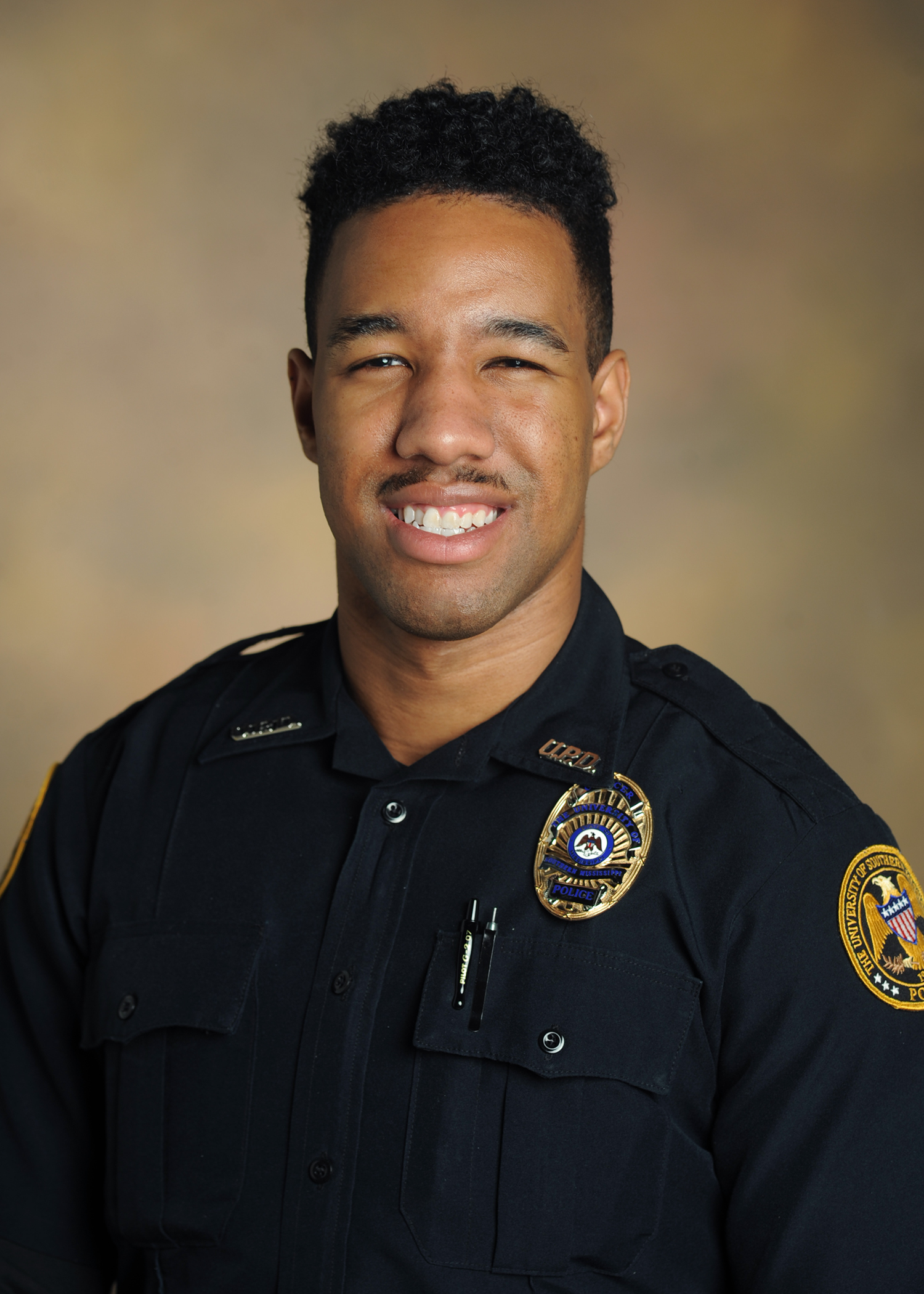 Officer Justus Smith