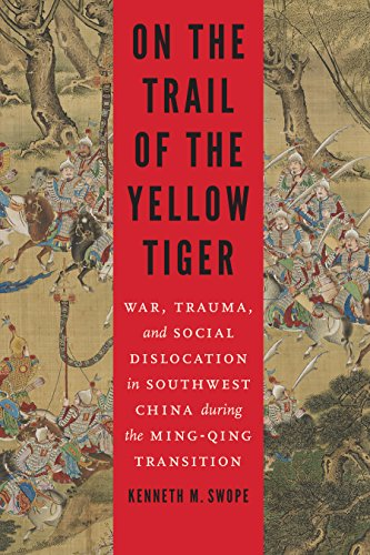 On the Trail of the Yellow Tiger