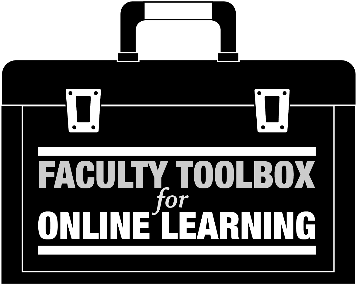 Faculty Toolbox for Online Learning