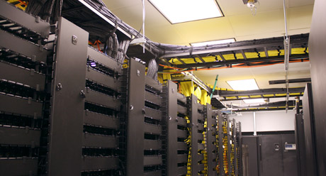Image of the University Data Center