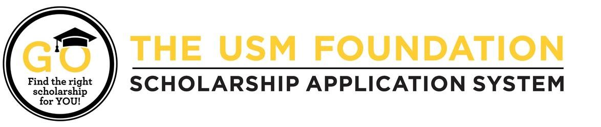 USM Foundation Scholarship Banner