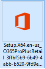 Step 5 - Select the Setup.exe file at the bottom of your screen