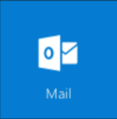 Step 2 - Select the mail icon
