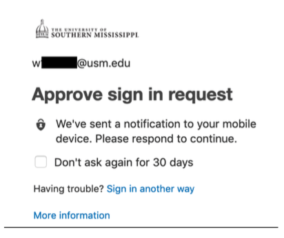 Reduce number of times asked to sign in