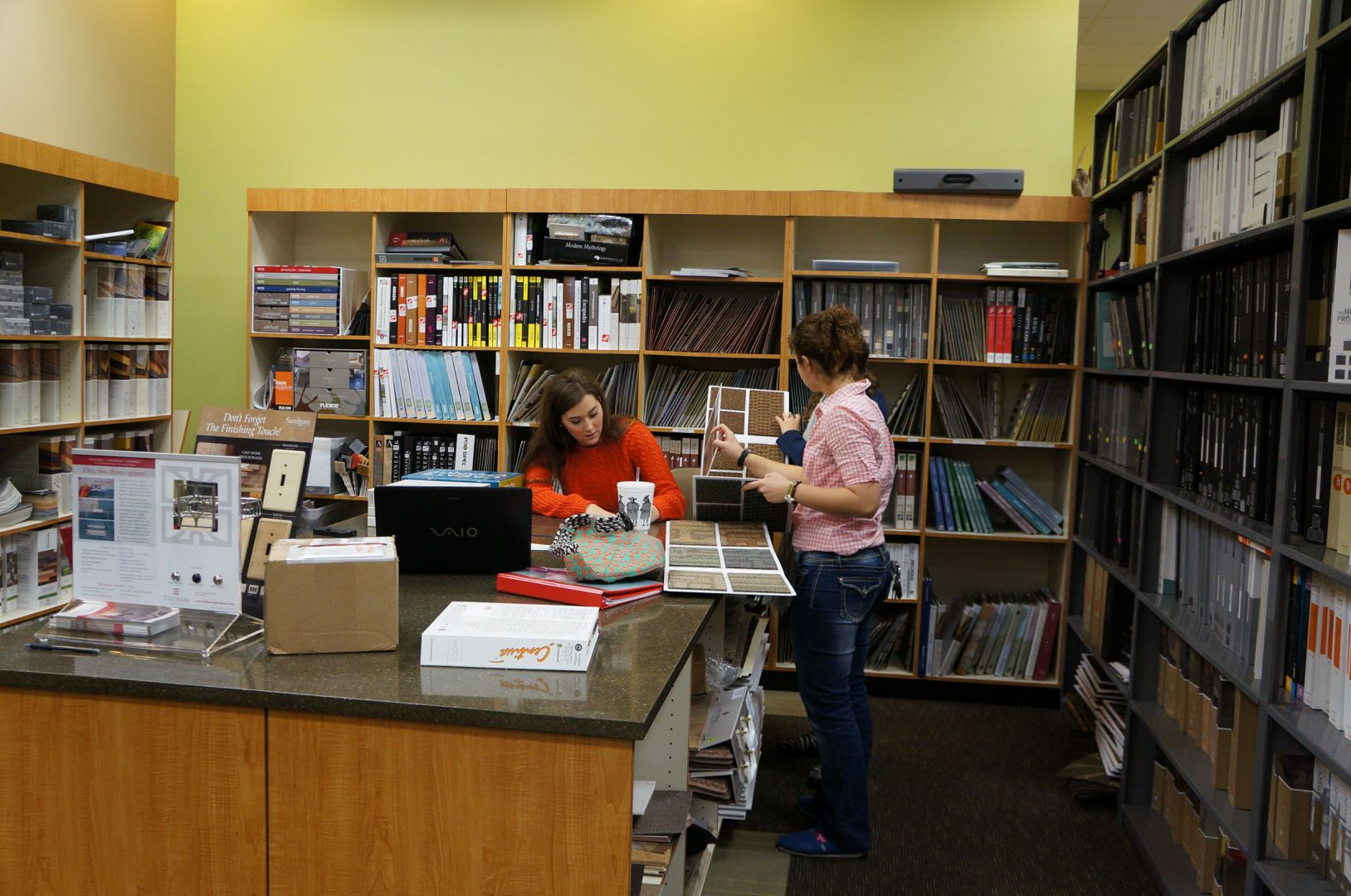 Professional Resource Library – Anderson Design Center