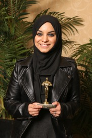 Hiba Tahir, winner of Best Print Story