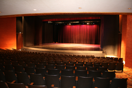 Mannoni Performing Arts Center Auditorium