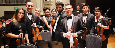 99th season of the USM Symphony Orchestra