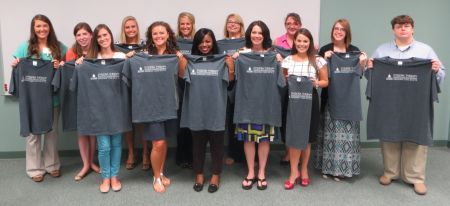 Southern Miss Dyslexia Master's Inaugural Class